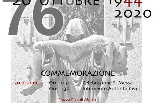 """""""ECCO LA GUERRA"""" – 16 ottobre 2020, incontro pubblico"""
