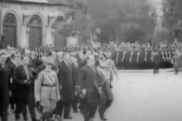 """La storia riletta: La Marcia """"in"""" Roma del '22"""