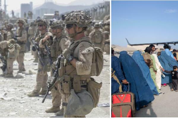 Il cinismo degli USA:  anche dopo l'ultima 'Sconfitta' nei guai sono i civili